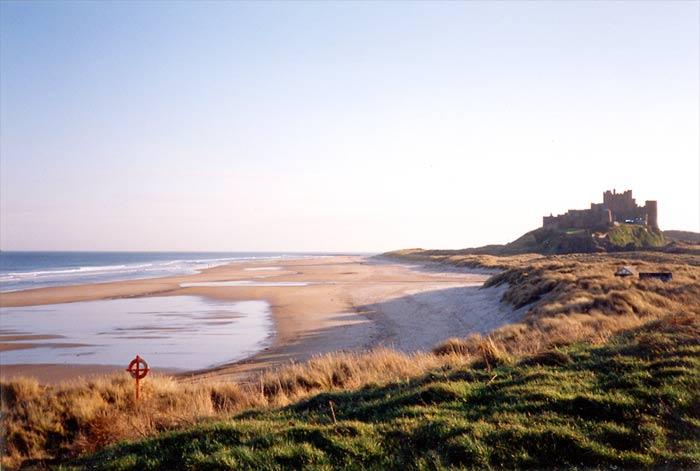 Holiday Cottages Bamburgh Northumberland Coast Uk 10 The Wynding